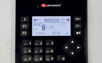 Contrôle automatique MEBOR SYSTEM V130