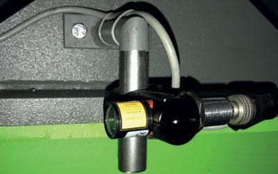 Lubrification de la lame / systèmes de refroidissement