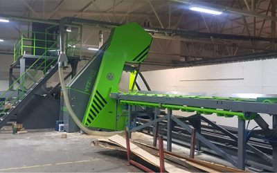 MEBOR Project report: Vertical band saw in Croatia